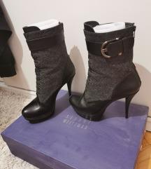 Stuart weitzman cizme gleznjace