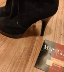 Čizme kožne 40