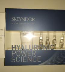 Skeyndor power hyaluronic power science