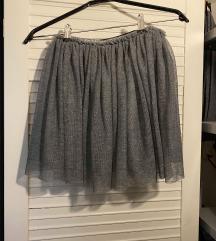 Suknja s tilom iz Zare