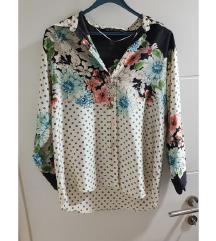 Nova Zara cvjetna kosulja (M)