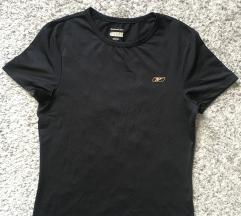 Reebok crna majica top vel S
