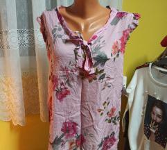 Nova cvjetna lagana bluza