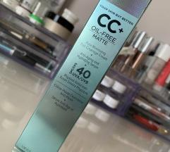 IT cosmetics Cc+ oil-free Matte puder