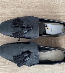 Crne mokasinke