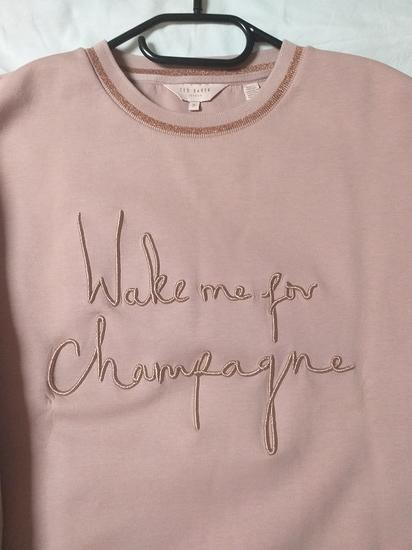 Ted Baker Wake me for champagne