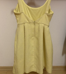 Zara haljina otvorena leđa
