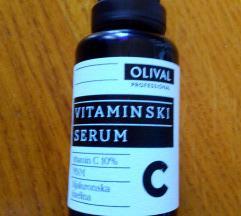 Vitaminski serum za lice