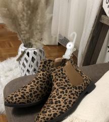 🐆 Kratke čizmice s leopard uzorkom 🐆