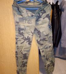 Vojne/military hlače