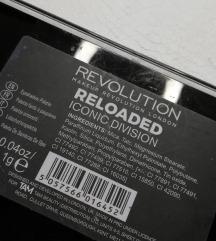 Revolution paleta sjenila