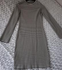 Prugasta haljina S