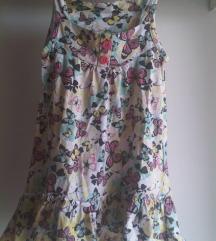 Ljetna haljinica za curice na bretele