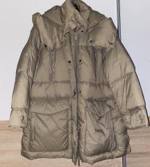 Zara puffer jakna zimska
