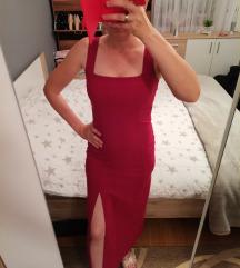 Crvena haljina 36