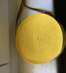 Pletena žuta torba 🍋70 kn 🍋