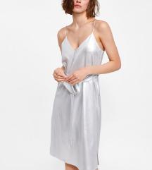 Silver haljina
