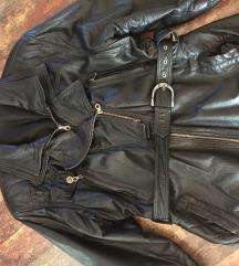 %50% (75kn) Kožna jakna s pojasom