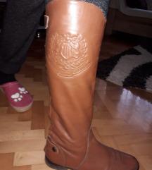 Aledona Visoke kožne čizme (kupljene za 1800kn)