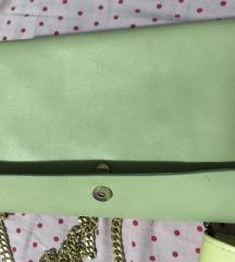 Zara torbica + žuta torbica