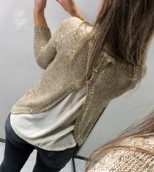 Zara sljokasti pulover