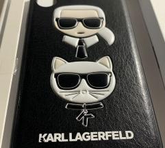 Original Karl Lagerfeld maska za iPhone x/xs NOVO