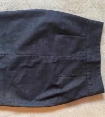 RASPRODAJA // 40kn // Zara traper suknja