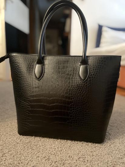 Velika crna torba