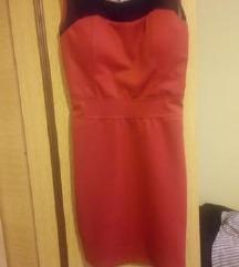 Crvena haljina kao nova 36