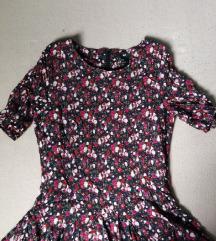 H&M floral haljina