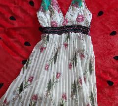 Ljetna haljina plisirana