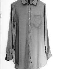 Siva košulja/tunika