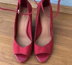Cipele roze 40