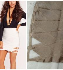 Bandage suknja Missguided