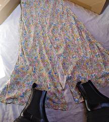 Midi suknja Zara