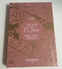 Burjois rose nude paleta NOVA
