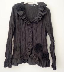 Retro gothic bluza