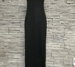 Crna duga slip haljina