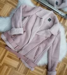 Aviator roza jakna vel. M