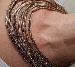 Ogrlica zlatna