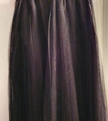 Zara plisirana suknja (novo)