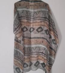 Prekrasna svilena marama
