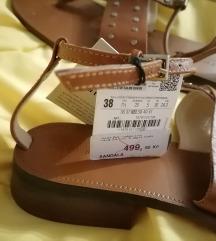Ljetne sandale/japanke  Zara *novo*