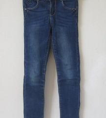 H&M Okaidi jeans traperice za cure 116