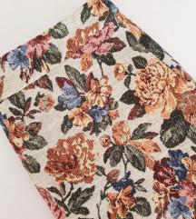 ZARA tapestry suknja NOVA