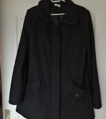 Pimkie crni kaput