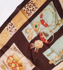 Predivna marama 100% svila