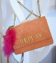 REPLAY 🧡 narančasta torbica