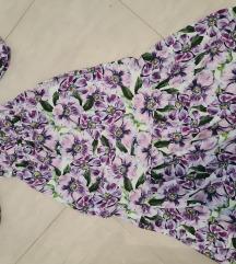 Prekrasna haljina sa puf rukavima