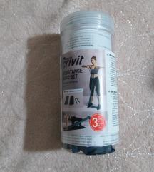 Set fitnes traka za vježbanje